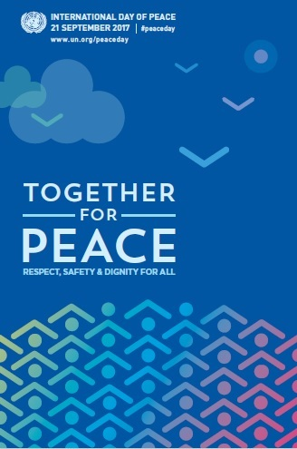 2017 int day of peace